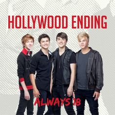 Their new album Always 18 is coming out on August 7th!