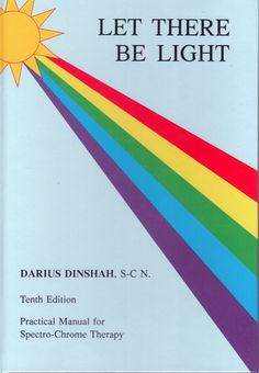 Let There Be Light explains the spectro-chrome therapy system, which involves exposing problem areas of the body to different wavelengths of colored light. Gives information on how to test spectro-chrome therapy for yourself. Vision Therapy, Light Therapy, Be Light, Medical Technology, Doterra Essential Oils, Alternative Health, Book Nooks, Light Colors, Colours