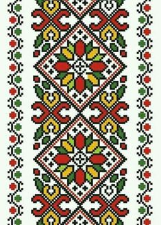 This Pin was discovered by Ale Cross Stitch Borders, Cross Stitch Art, Cross Stitch Designs, Cross Stitching, Cross Stitch Patterns, Hungarian Embroidery, Hand Embroidery Stitches, Cross Stitch Embroidery, Tapestry Crochet