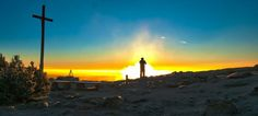 By Venca Trawexx Travnicek Sunrise, Celestial, Outdoor, Outdoors, Outdoor Games, The Great Outdoors, Sunrises