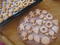 Puperta in cucina: Merenda con meno 100 Calorie: biscotti allo yogurt...