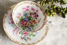 Royal Albert Nosegay Tea Cup and Saucer