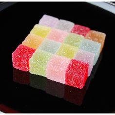 Japanese jellies