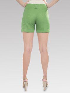 Short Hotspot #moda #lino #SS2014 www.abito.com.mx