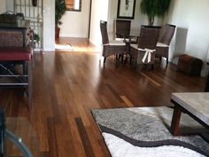 "Strand Carbonized Bamboo: ""It was a complete remodel. We couldn't be happier with our bamboo floors. We got a great price and the people at Lumber Liquidators were great. Thanks for all your help. Our friends and family love the floor."" – Mike, FL"