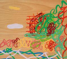 """Pablo Rey, Ámbito de Acumulación, """"Autoacumulacion # 017"""" , 2003. on ArtStack #pablo-rey #art"""