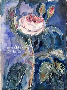 Broken Flowers - Anselm Kiefer