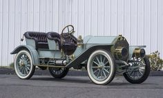 Stoddard-Dayton Model 10K Baby Tonneau - 1910