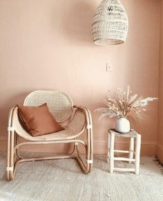 Stylish rattan furniture design should decorate your home 34 - Moroccan Decor Living Room, Living Room Decor, Bedroom Decor, Rattan Furniture, Furniture Design, Nice Furniture, Rattan Chairs, Furniture Dolly, Furniture Stores