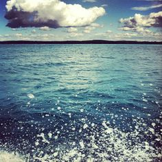 Torch Lake is regarded as one of the most beautiful lakes in the entire world.