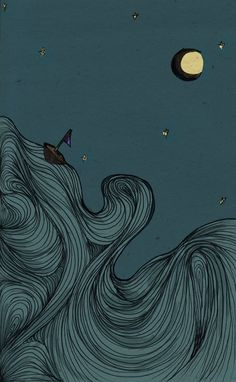 More abstract waves I'm in love with... -Kayvsworld-