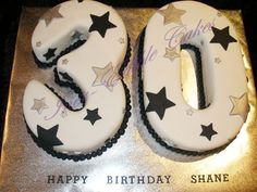 20 Best 30th Birthday Cupcakes Images Fondant Cakes