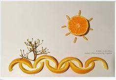 Mandarin sunshine
