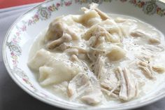 Love chicken and dumplings but don't have a lot of time? These chicken and dumplings in the pressure cooker are quick, easy, and delicious! Click through to find out how to make them! Pressure Cooker Chicken and Dumplings | Instant Pot Chicken and Dumplings | Easy Pressure Cooker Meals