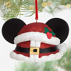Mickey Mouse Ear Hat Ornament - Christmas $23.95