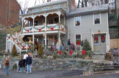 Old Time Christmas, Harpers Ferry, WV
