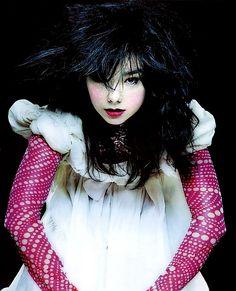 Imagen de Björk — Better HQ in PNG!