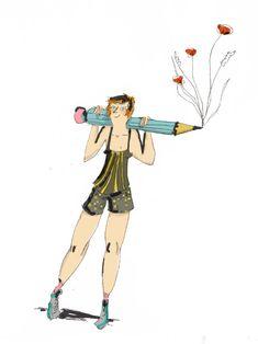 Qui suis-je ? – Lucie Massart Roubaix, Illustrations, Drawings, Artist, Drawing Drawing, Illustration, Sketches, Drawing, Portrait