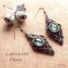 PIERCE - 天然石とマクラメアクセサリーのお店 nica