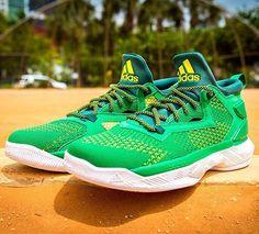on sale 3452b b2dfc Adidas D Lillard 2 Oakland Damian Lillard, Nba Stars, Portland  Trailblazers,