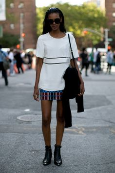 New York Fashion Week Spring 2014 Models Pictures - StyleBistro