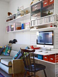 Truques pro apartamento parecer maior - dcoracao.com - blog de decoração