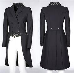 Jackets & Turniershirts : Equiline Damen X-Cool Frack Melva