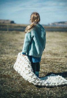 Herringbone tweed coat at Milk & Biscuits for fall/winter 2015 kids fashion