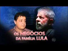 OS ROUBOS DA FAMÍLIA LULA REPORTAGEM INÉDIDA  bolsonaro  alertou ha tempos