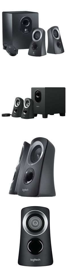 Free Shipping Re-certified Logitech S120 Desktop 2.0 Speaker System Black