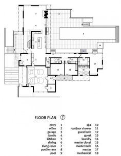 8 Casas Americanas - Fotos, Plantas e Detalhes dos Projetos - Arquidicas