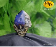 Ocean blue polished amber stone The beauty of the amber stones increases the beauty of the jewelry.