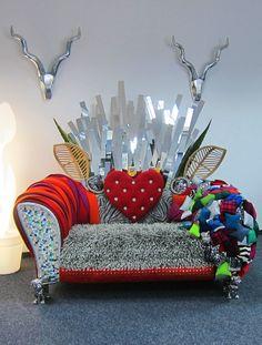 """""""Flamboyant"""", SMV-Sitz- und Objektmöbel GmbH auf der Orgatec 2012, Design: René Horstmann, Germany, #orgatec #interior #silverleafs #stilmanufaktur #rene #horstmann #renehorstmanndesign"""