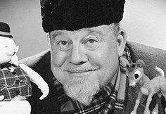 Burl Ives - Rudolph The Red-Nosed Reindeer Publicity Photo at www.miserbros.com