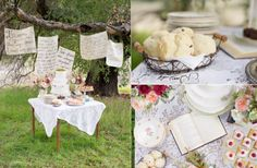 Anne of Green Gables party