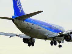ANA 737-500 JA357K