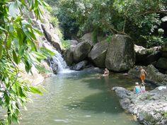 Must do trip to Na Muang Waterfall on Koh Samui.  Beautiful Thai waterfall. http://www.crystalbaykohsamui.com