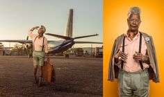 MS. M ADHIAMBO - FORMER MINISTER OF TRADE & INDUSTRY (1972-1980) Kenyan Photographer Osborne Macharia Brings to Life the Extravagant Lives of Fictional Dapper Kenyan Grannies in His New Photo Series.