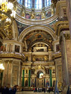 Something about the architecture, atmosphere, art and grandeur of Russian Cathedrals takes my breath away.