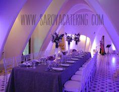Cena privada en la Casa Batlló de Barcelona #eventos / Private dinner at Casa Batllo in Barcelona #events by Sarova Catering