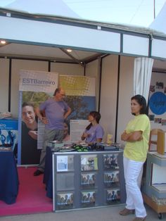 Feira de Sant'iago 2013 – 30Jul – Experiências e engenhocas com electrões