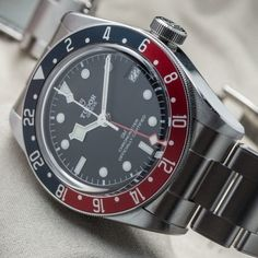 Read about the new Tudor Black Bay GMT now on Fratellowatches