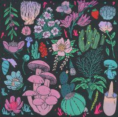 "dethpsun: "" Plant Life (2016) """