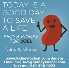 Kidney Donor, Save My Life, Text Me, Good Day, Campaign, Content, Medium, Healthy Living, Hero
