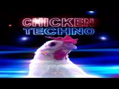 Chick' - Chicken Techno  BRAIN BREAK!  :-)  1:49