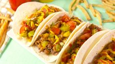 Cheeseburgers And Tacos: A Match Made In Heaven