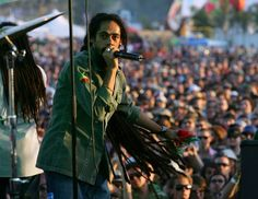 Damian Marley Turning California Prison into Medical Marijuana Farm Damian Marley, Bob Marley, Marley Family, Baby Daddy, Medical Marijuana, Prison, Jr, California, Turning