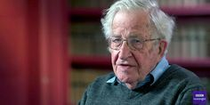 "Noam Chomsky: ""The most significant aspect of the Trump election—and it's not just Trump, it's the whole Republican Party—is their departing from the rest of the world on climate change."""