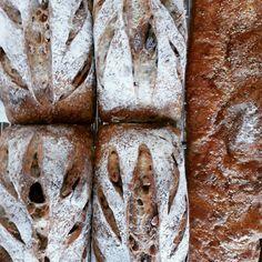 Breads by Art-is-in Bakery, Winter Markets 2016 #ottawafarmersmarket #lansdownefarmersmarket