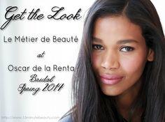 How to get the look of Oscar de la Renta Bridal Spring 2014 Runway Makeup